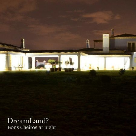 Quinta dos Bons Cheiros Country Design B&B: Night vision...