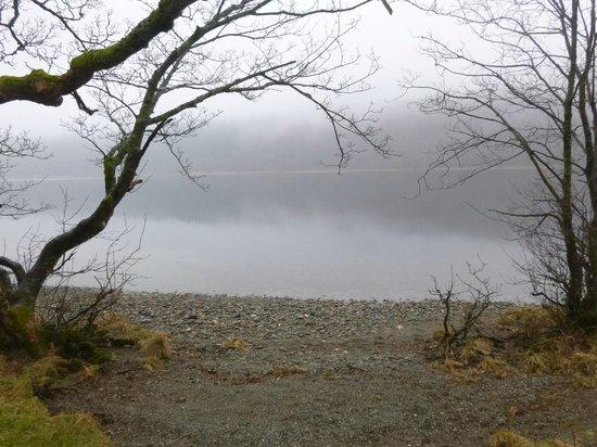 Forest Holidays Strathyre, Scotland:                   Loch Lubnaig early morning