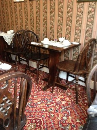 Istanbul EV Guest House:                   breakfast room