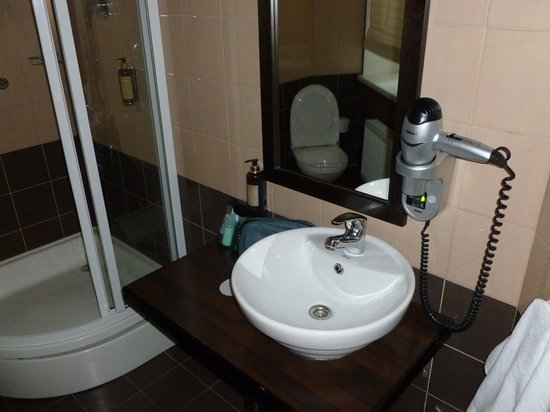 Hanza Hotel: Hanza Bathroom 2