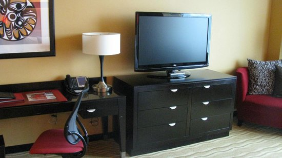 Tulalip Resort Casino: Business centre/free and good internet