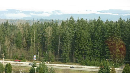Tulalip Resort Casino: View from room/ east side