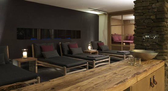 Hotel Sonne: Relax Area