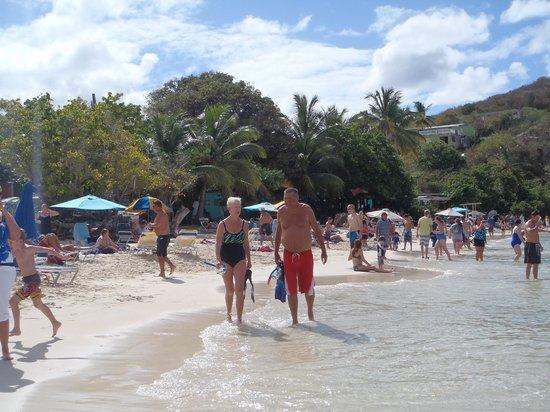 Coki Beach:                   beach