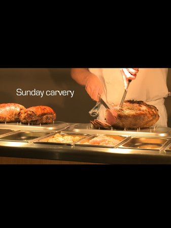 The Britannia Inn: Delicious Sunday Carvery