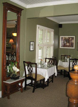 Maplewood Hotel: Dining Room