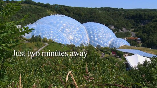 The Britannia Inn: Eden Project on our doorstep