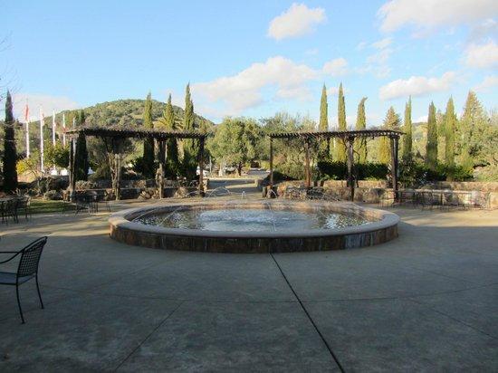 Sebastiani Vineyards and Winery : winery