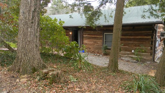 写真Asheville Cabins of Willow Winds枚