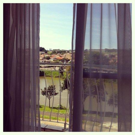Bristol Zaniboni Hotel :                   Vista do quarto