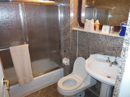โรงแรมดาวินชี:                   Banheiro