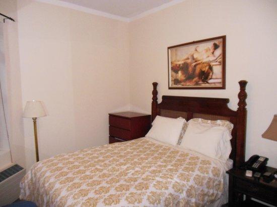 Da Vinci Hotel:                   quarto