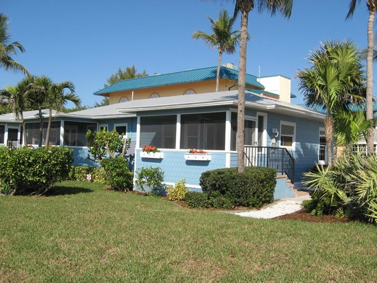 'Tween Waters Island Resort & Spa:                   Our 2BR cottage