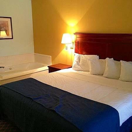 Motel 6 Denham Springs : Guestroom