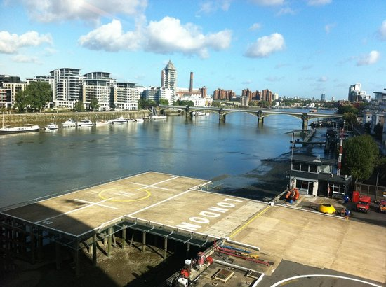 Crowne Plaza London - Battersea:                   View from our room