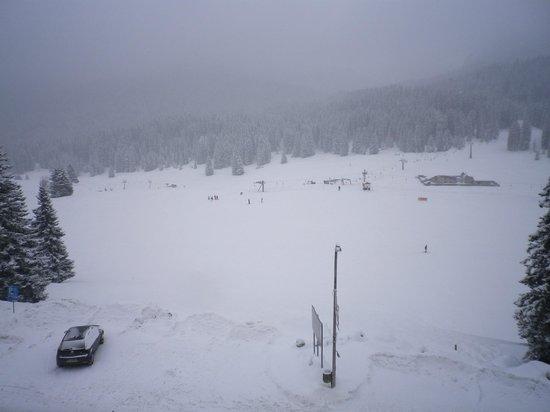 Hotel Il Catturanino:                   dopola nevicata