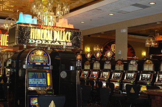 Mineral Palace Casino: Hottest Slot Machines