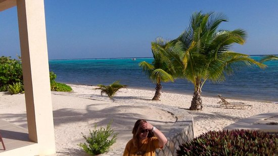 The Club at Little Cayman: View from hot tub