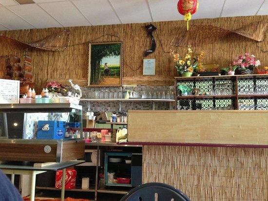 Pho Phu Quoc Vietnamese Restaurant:                                     Inside