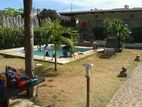Pedasito Hotel:                                     pool