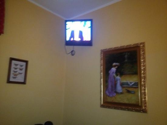 Antico Panada:                   tv piatta!non da tutti i 3 stelle.