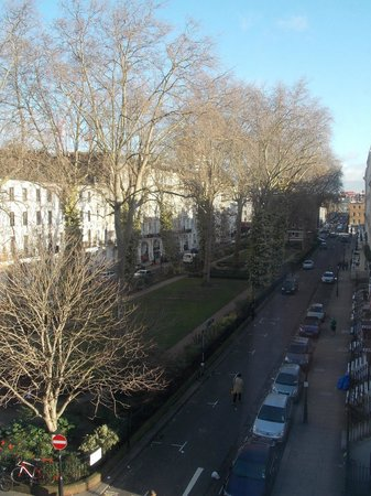 Hotel Indigo London-Paddington: View from third floor king suite
