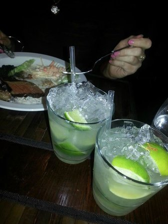 Sabor do Brasil Bar & Restaurant:                   Caipirinha