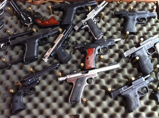 Jackson Hole, WY:                   Gun Buffet!!