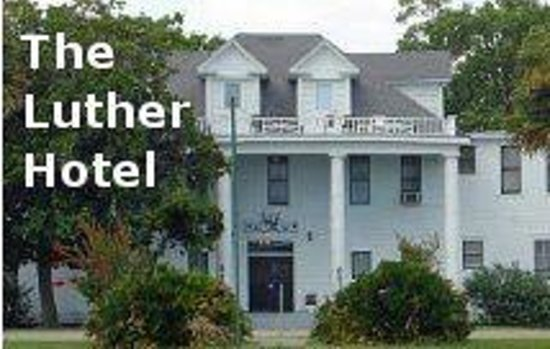 """Luther Hotel: An historic 110 year old hotel  on the Texas Gulf coast. Join us """"somewhere in time"""" Relax o"""