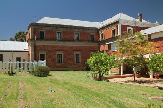 New Norcia Museum & Art Gallery: The Visitors Centre, Museum and Art Gallery