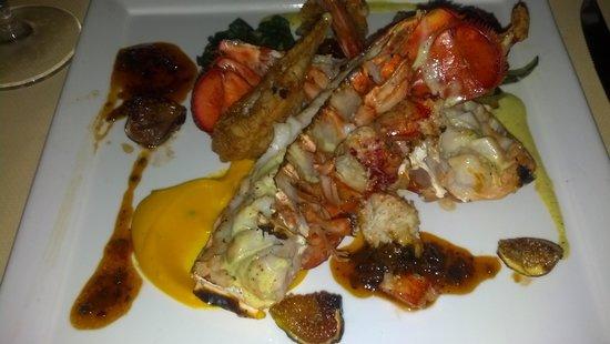 Mark's American Cuisine: lobster