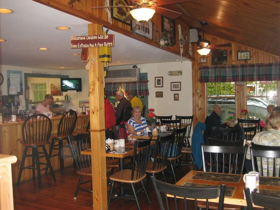 The Adorable Cove Cafe, Oguquit, ME