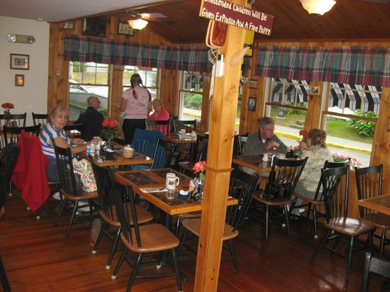 The Delightful Cove Cafe, Ogunquit, ME