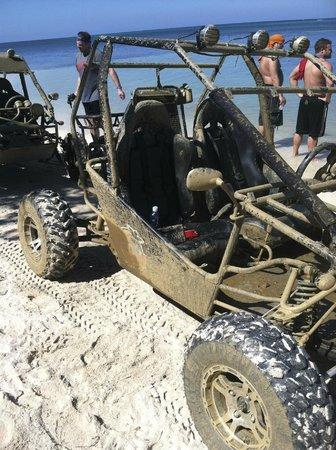 写真Roatan Sand Blasters Dune Buggy Tour枚