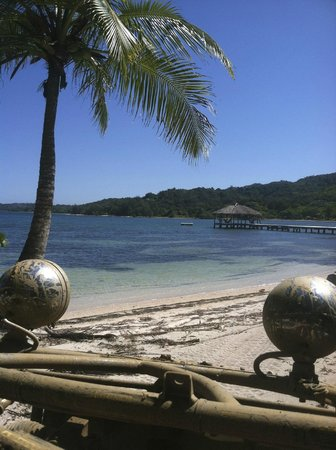 Roatan Sand Blasters Dune Buggy Tour:                   Beach drive. PERFECT