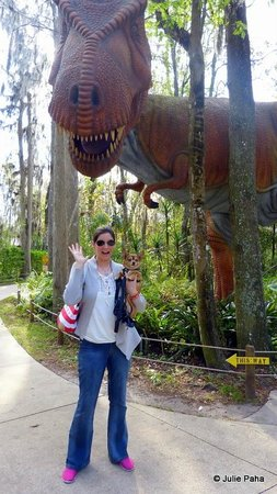 Dinosaur World: T-Rex.