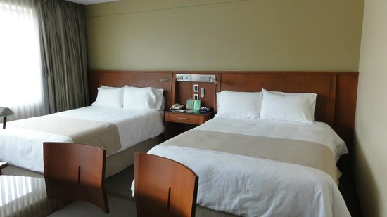 Camino Real Suites:                   ベッド