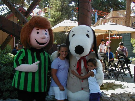 Knott's Berry Farm: Camp Snoopy