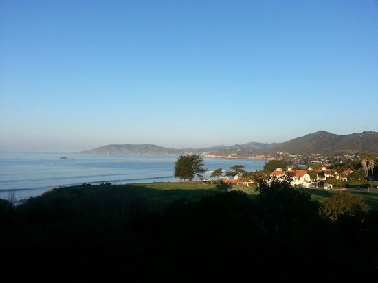 The Cliffs Resort: Coastal Partial Ocean View Room - 5th Floor View