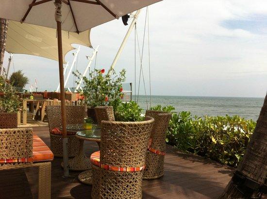 Sheraton Hua Hin Resort & Spa: Luna Lanai