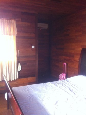 KTM Resort Batam:                   This is the room