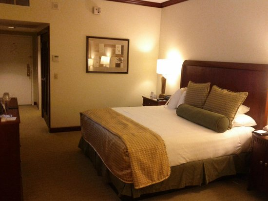 Hyatt Regency Orlando International Airport: King room