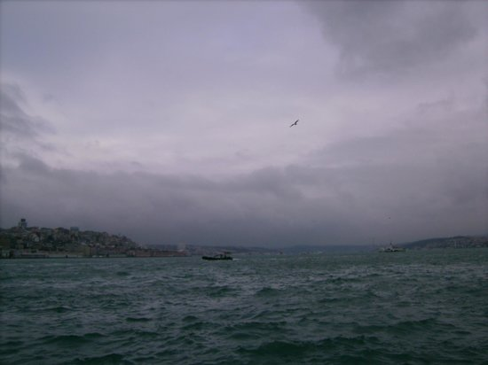 Bosphorus Strait: Winter Bosphorus