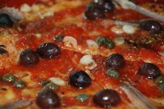 Amici Ristorante Pizzeria: pizza mal pais