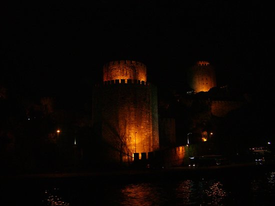 Bosphorus Strait: The Rumeli Fortress