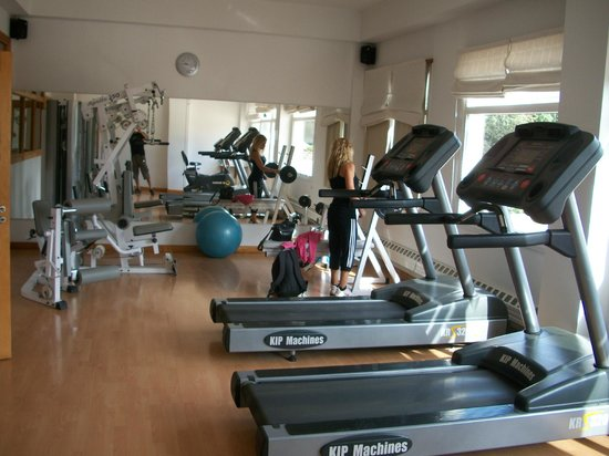 Villa Huinid Resort & Spa:                   Gimnasio
