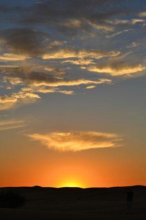Arabian Team Adventures: Sunset