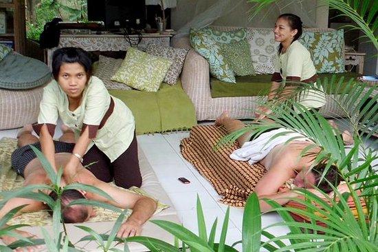 Casa Mia BnB Bali Seminyak: Spa services at Casa Mia BnB