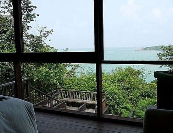 Six Senses Samui: Ocean!!!