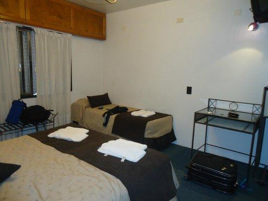 Hotel Pacifico :                   Habitación